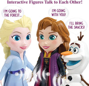 Disney: Frozen 2 Elsa Interactive Figure
