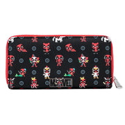 Funko POP! Marvel Deadpool 30th Anniversary Allover Print Zip-Around Wallet - April Preorder