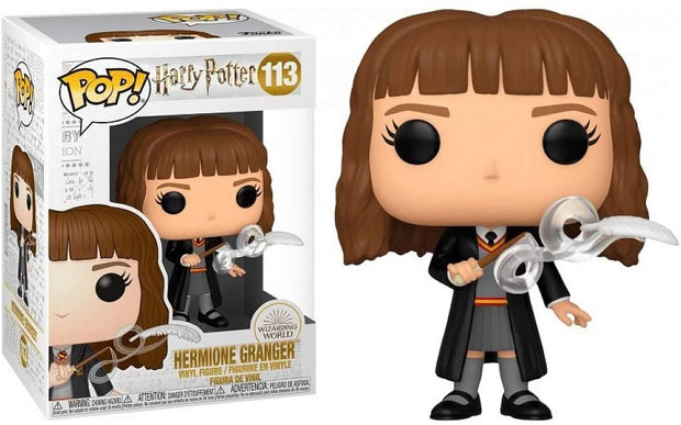 Harry Potter Hermione Granger with Feather POP! Vinyl Figure