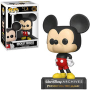 Funko Pop! Disney: Archives - Mickey Mouse, Multicolour