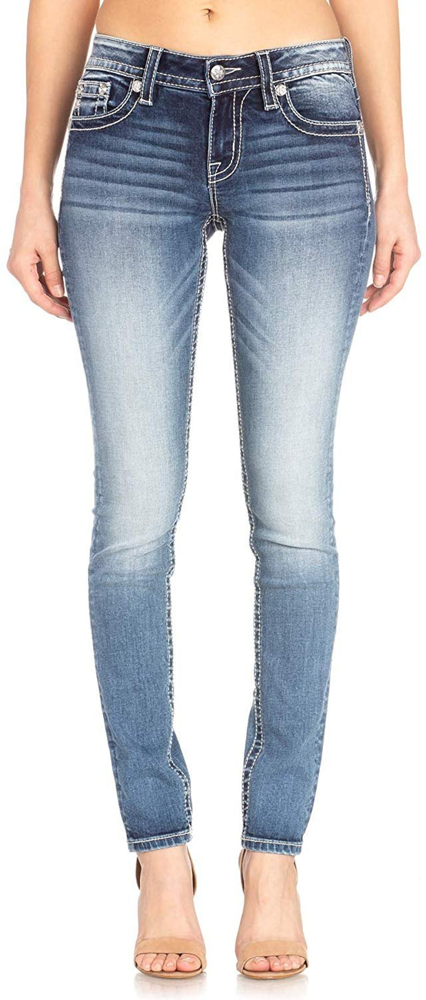 Whirlwind Skinny Jeans