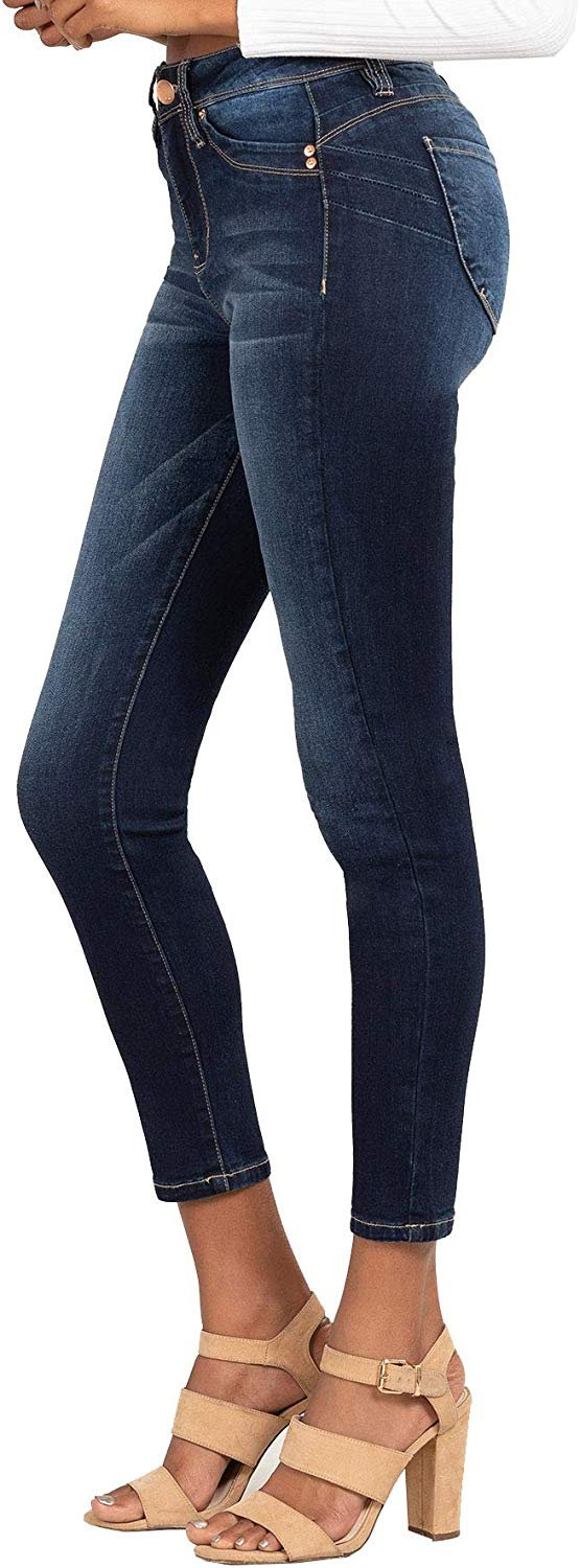 Junior Jade Luxe Lift Denim Ankle Jean
