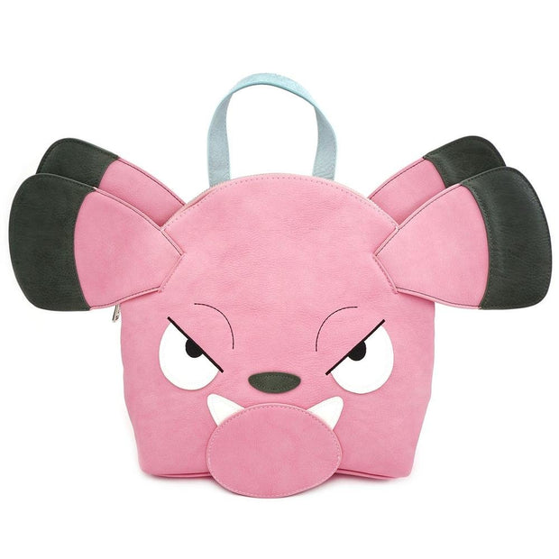 LOUNGEFLY X POKEMON SNUBBULL COSPLAY MINI PU BACKPACK - FRONT
