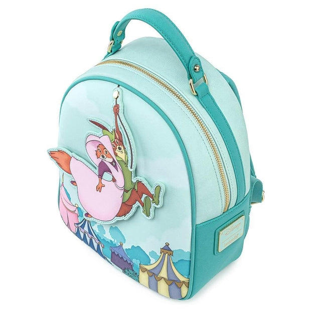 Disney Robin Hood Rescues Maid Marian Mini Backpack