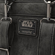 Loungefly x Star Wars Imperial Convertible Mini Backpack - LOGO
