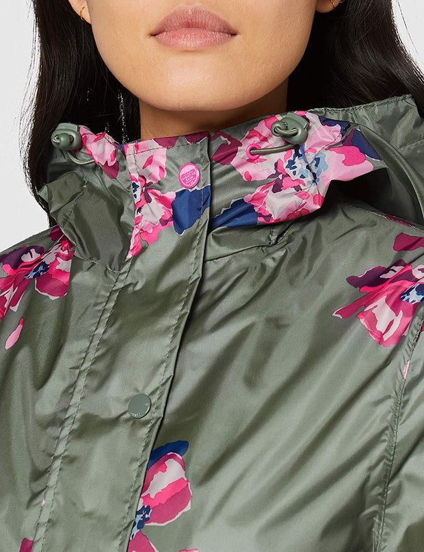 GoLightly Printed Waterproof Packaway Jacket