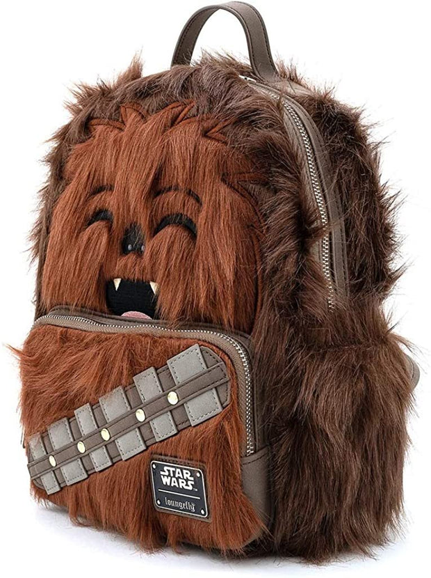 Star Wars Chewbacca Cosplay Mini Backpack