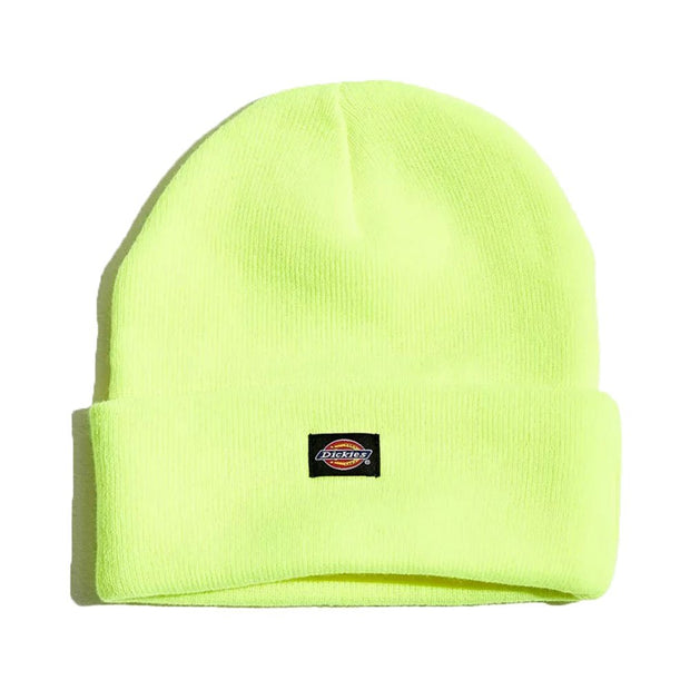 Icon Cuffed Knit Beanie Hat