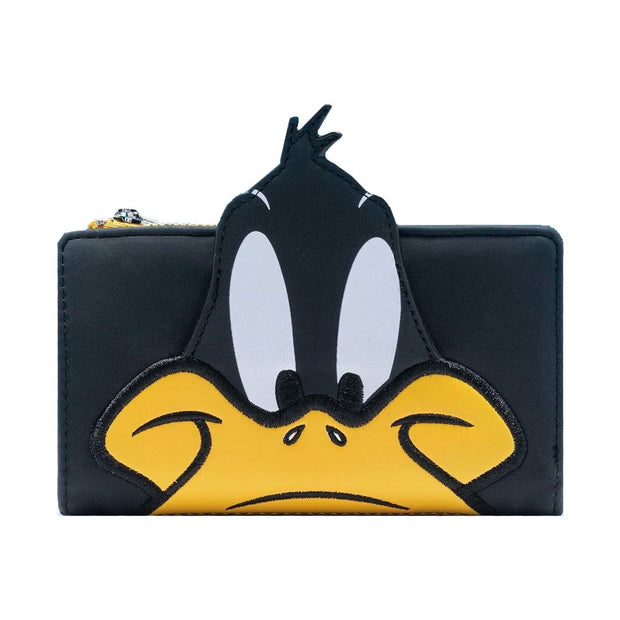 Looney Tunes Daffy Duck Cosplay Wallet - Front