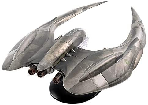 Battlestar Galactica 'The Official Ships Collection': #2 Modern Cylon Raider