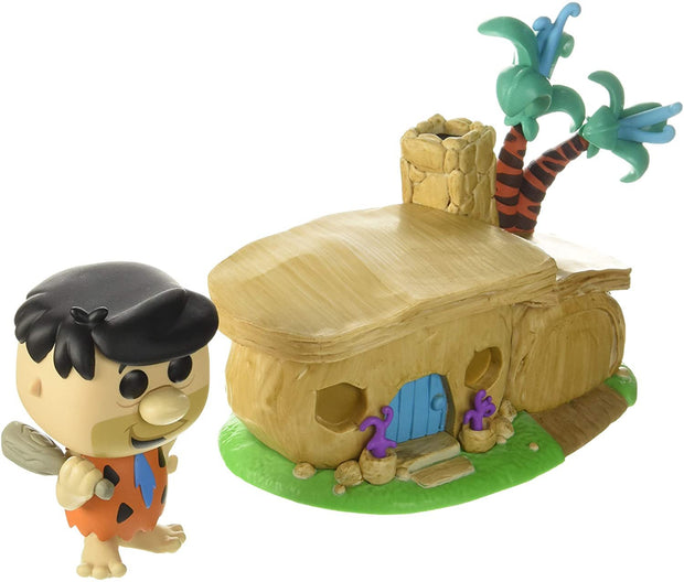 The Flinstones Fred Flinstone with House POP! Vinyl Figure
