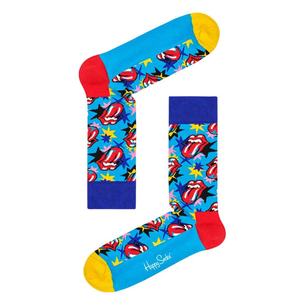 Rolling Stones Collector Socks Gift Box Set - 6-Pack