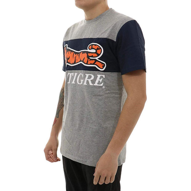 Two Tone Logo Graphic T-Shirt