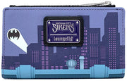 DC Comics Gotham City Sirens Flap Wallet