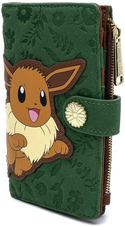Pokemon Eevee Flap Wallet