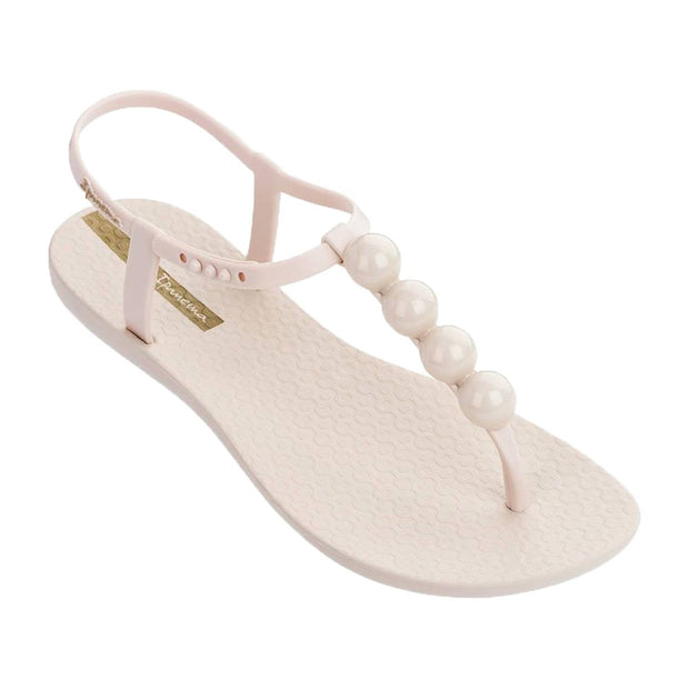Pearl T-Strap Sandals
