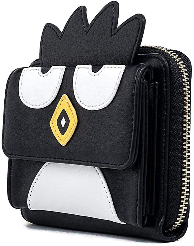 Sanrio Hello Kitty Badtz-Maru Cosplay Zip-Around Wallet