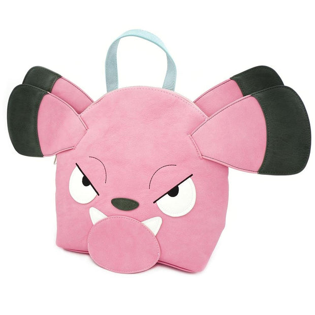 LOUNGEFLY X POKEMON SNUBBULL COSPLAY MINI PU BACKPACK - SIDE