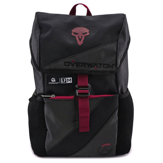 Loungefly x Overwatch Reaper Backpack - FRONT