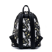Harry Potter Magical Elements Allover Print Mini Backpack - May Preorder
