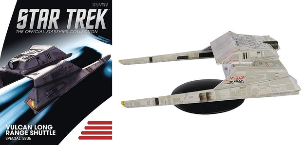 Star Trek Long Range Vulcan Shuttle