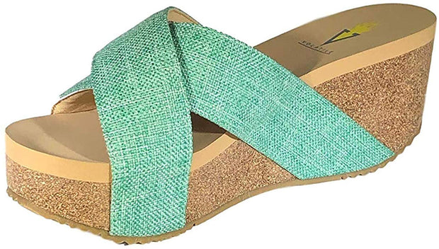 Mantle Wedge Sandal