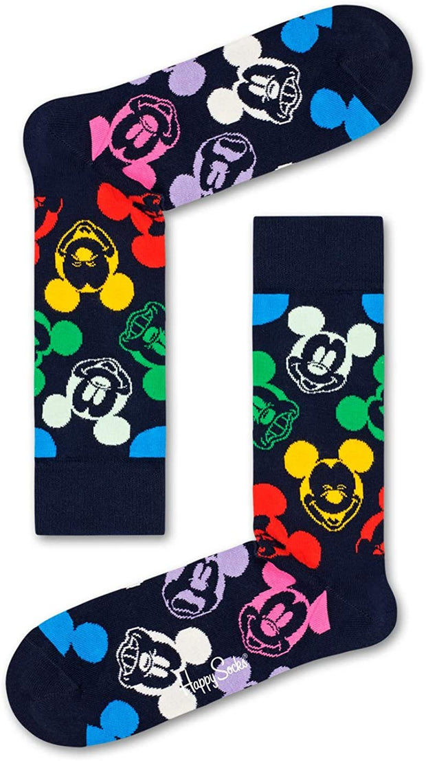 Disney Socks 6-Pack Gift Box