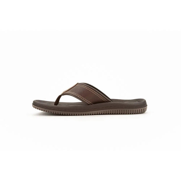 CARTAGO DUNAS II MEN'S SANDALS - BROWN INSIDE