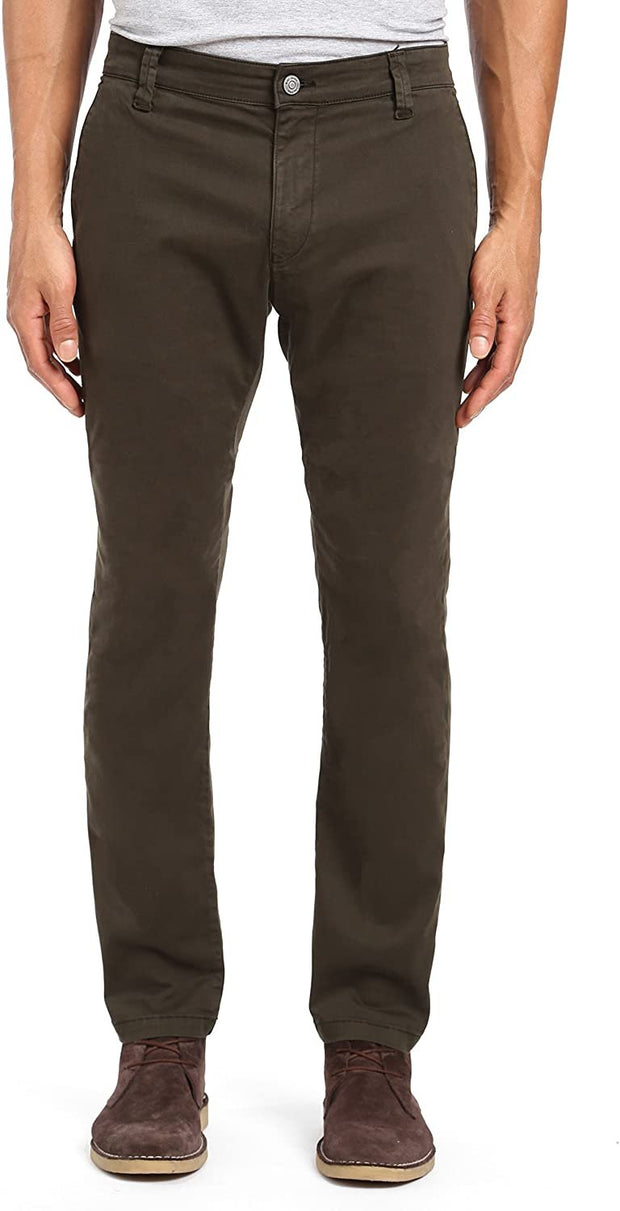 Johnny Regular Rise Slim Leg Chino