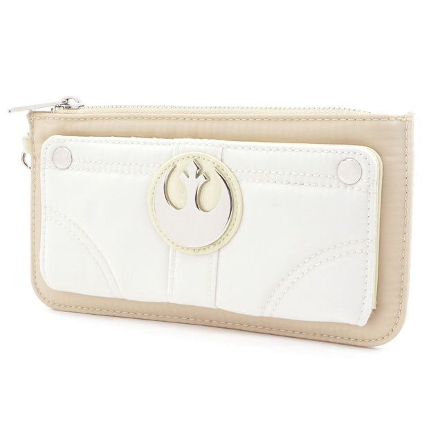 Loungefly x Star Wars Princess Leia Flap Wallet - SIDE