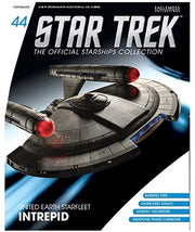 Star Trek 'The Official Starships Collection': #44 United Earth Starfleet Intrepid
