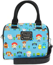 Disney Pixar Toy Story Chibi Characters Allover Print Crossbody