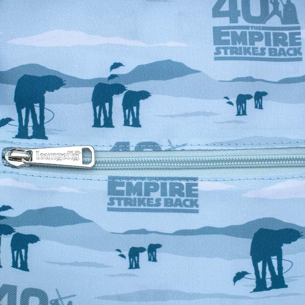 Star Wars Empire Strikes Back 40th Anniversary Han Solo Hoth Canvas Backpack