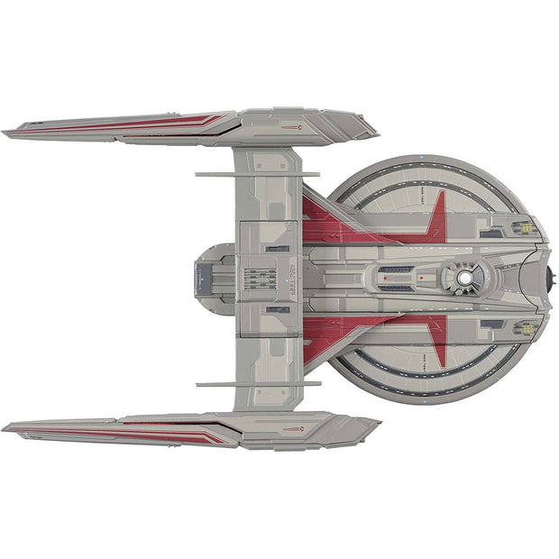 Star Trek Discovery 'The Official Starships Collection': #1 U.S.S. Shenzhou NCC-1227