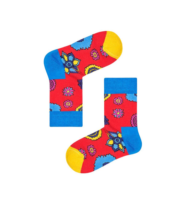 The Beatles Kids' 4-Pack Socks GIft Box