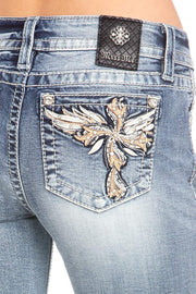 Mystic Love Bootcut Jeans