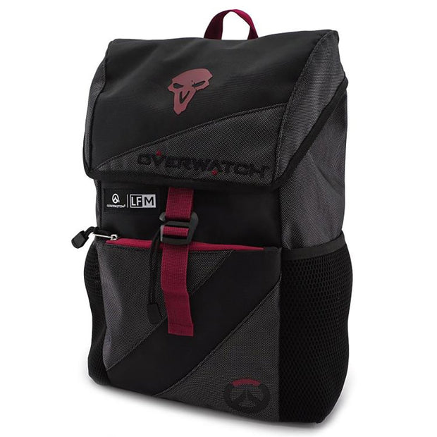 Loungefly x Overwatch Reaper Backpack - SIDE