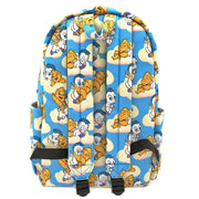 LOUNGEFLY X DISNEY HERCULES BABY HERC AND PEGASUS NYLON BACKPACK - BACK