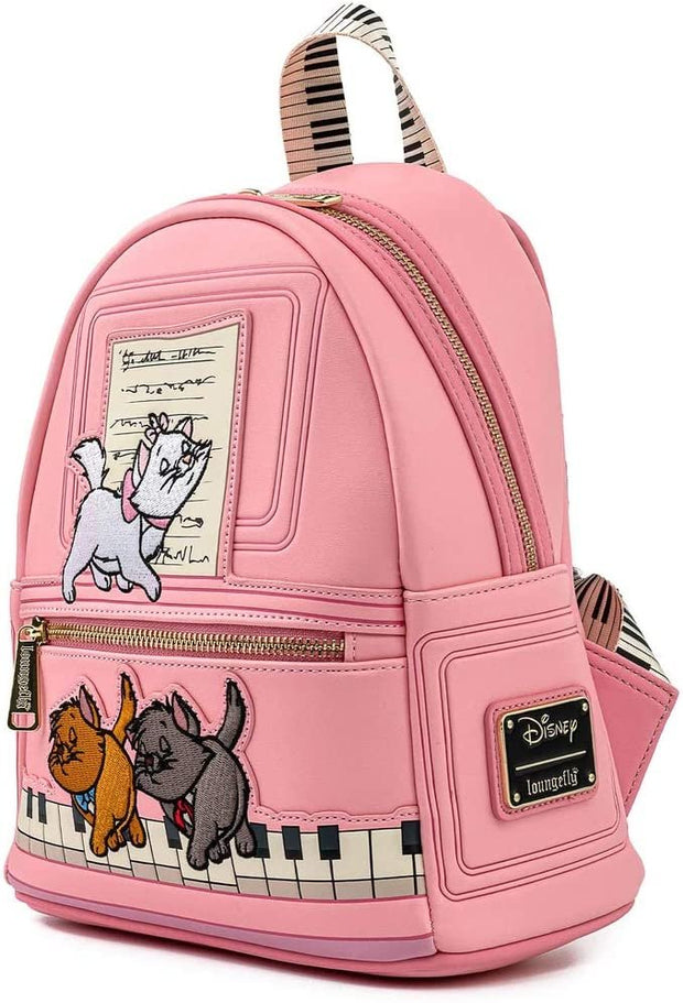 Disney Aristocats Piano Kitties Mini Backpack