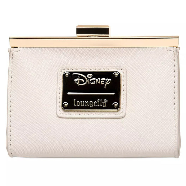 Loungefly x Disney Snow White Just One Bite Poison Apple Wallet - BACK