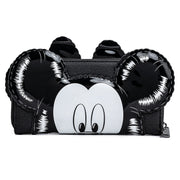 Disney Mickey & Minnie Mouse Balloons Cosplay Zip-Around Wallet - May Preorder