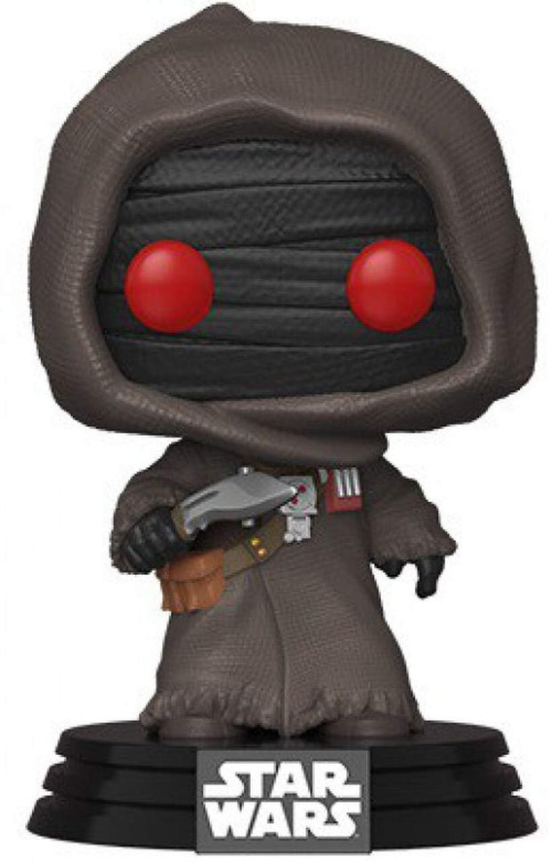 Funko Star Wars: The Mandalorian - Offworld Jawa, Multicolour