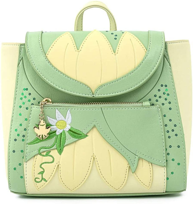 Disney Princess & the Frog Tiana Cosplay Mini Backpack