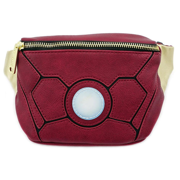Loungefly x Marvel Iron Man Waist Bag - FRONT