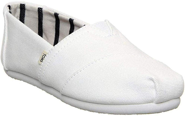 TOMS Women's Classic Canvas Slip-On Shoe