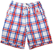 Mens Printed Woven Jam Lounge Shorts