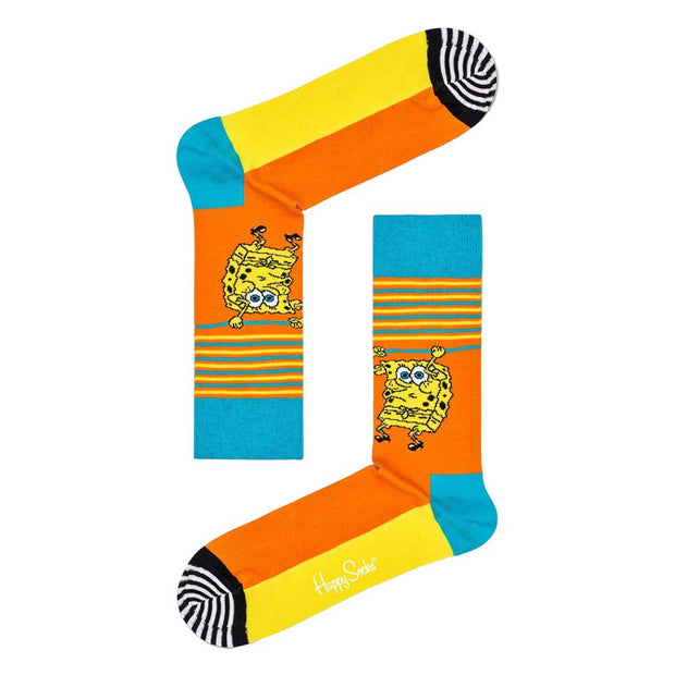SpongeBob Socks Gift Box Set - 6-Pack