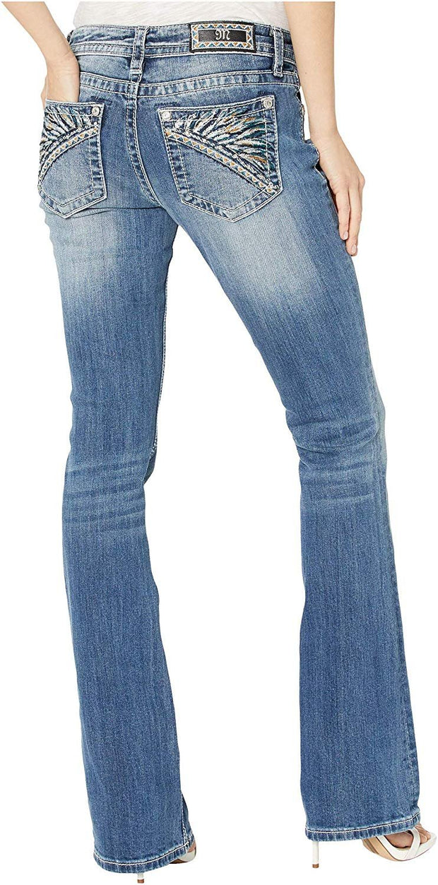 In Your Tribe Bootcut Jeans