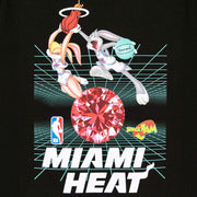 Space Jam x NBA Miami Heat Hoodie