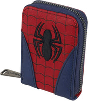 Marvel Spider-Man Classic Cosplay Accordion Wallet